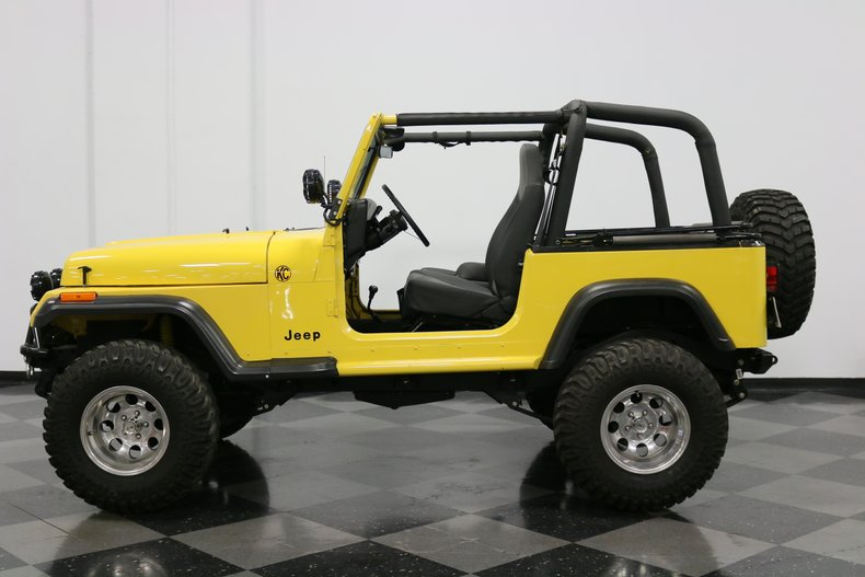 1993 Jeep Wrangler 7