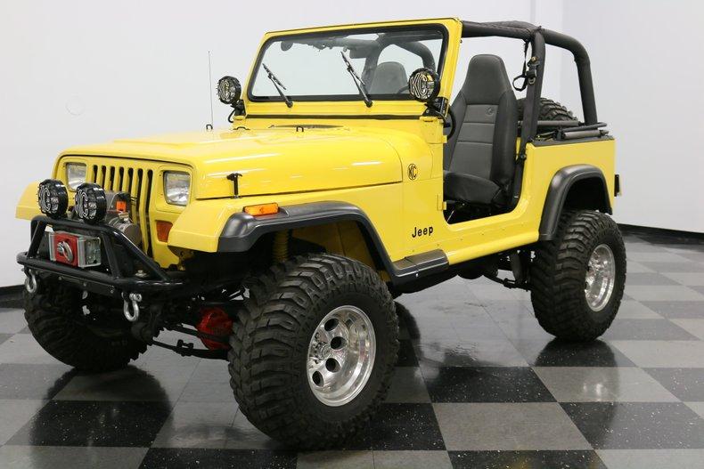 1993 Jeep Wrangler 5
