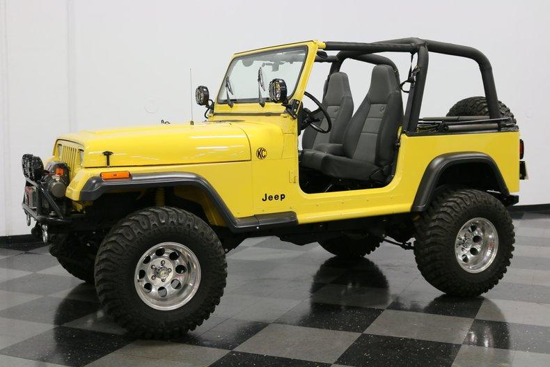 1993 Jeep Wrangler 6