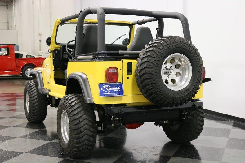 1993 Jeep Wrangler 10