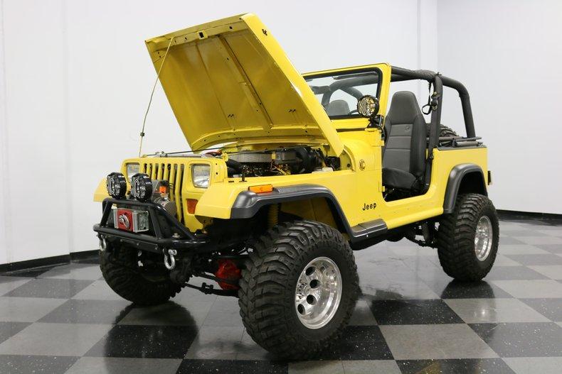 1993 Jeep Wrangler 43