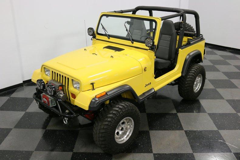 1993 Jeep Wrangler 21