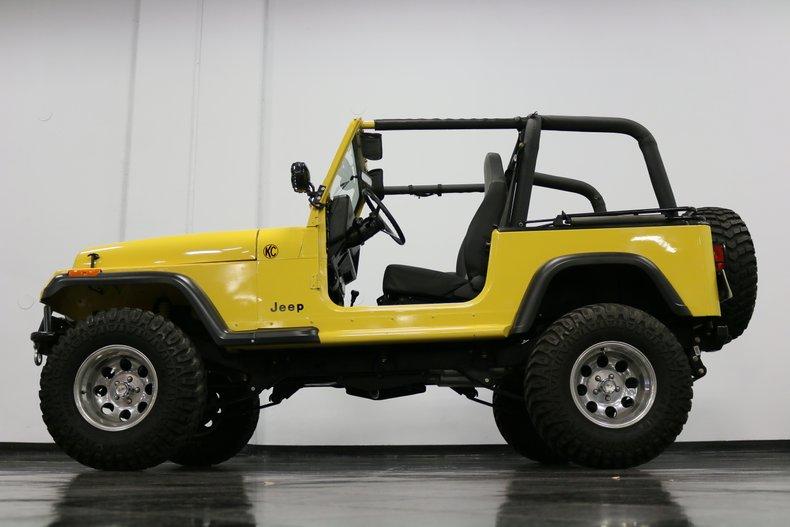 1993 Jeep Wrangler 29