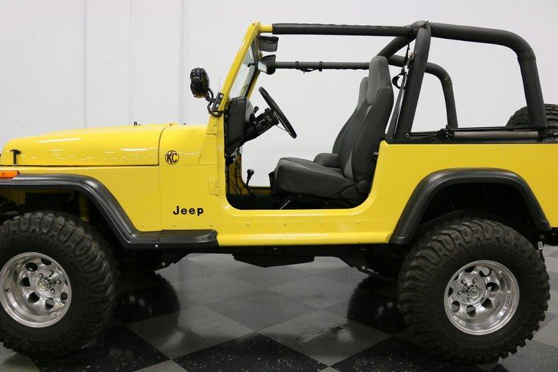 1993 Jeep Wrangler 31