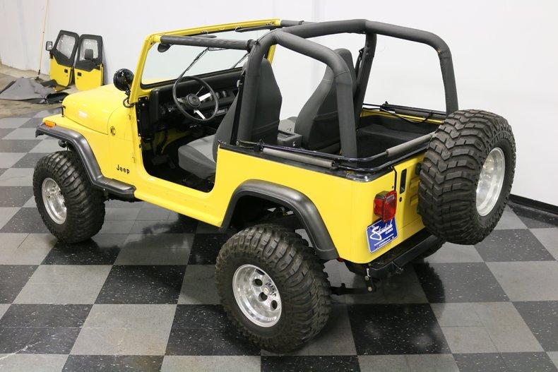 1993 Jeep Wrangler 79