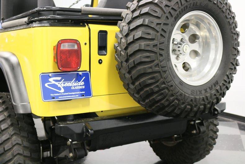1993 Jeep Wrangler 77