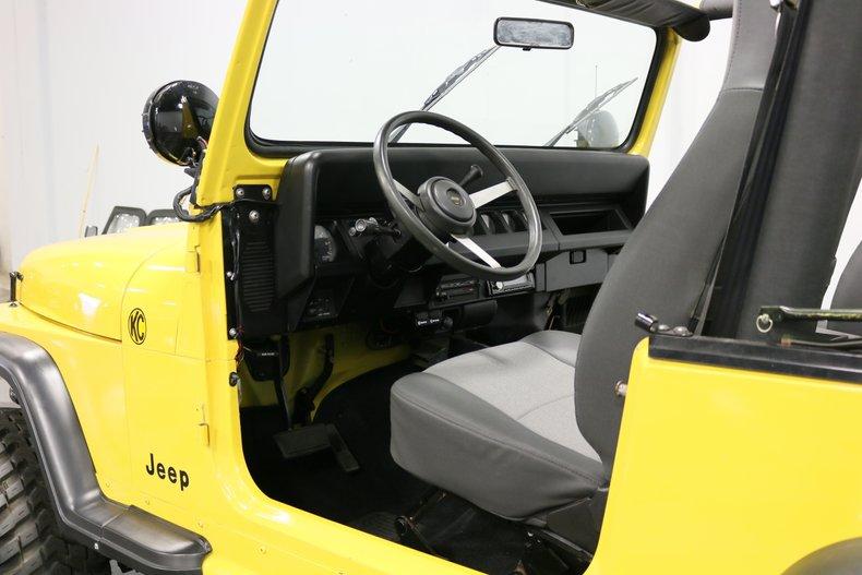 1993 Jeep Wrangler 50