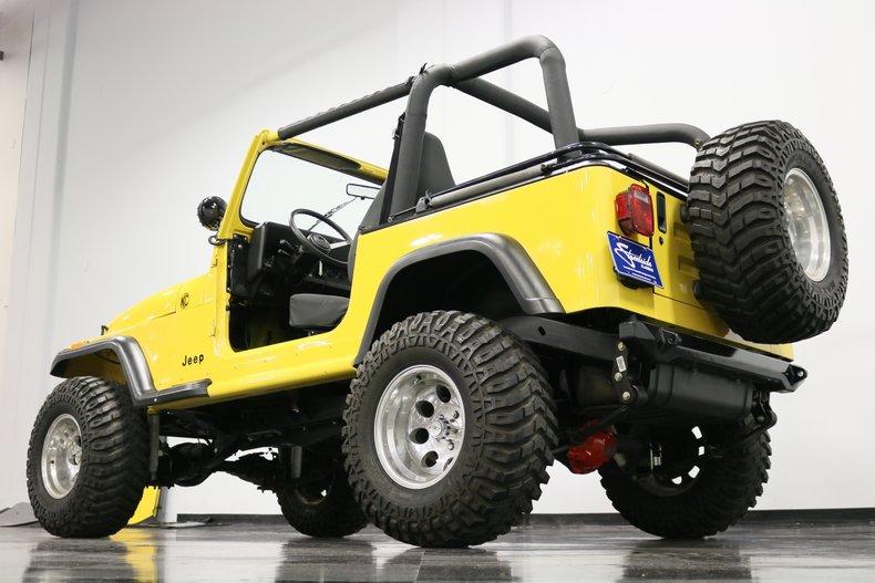 1993 Jeep Wrangler 33