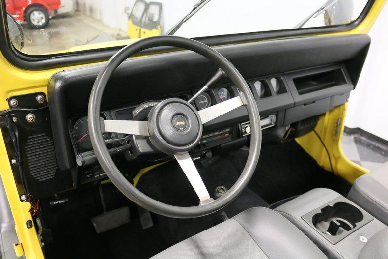 1993 Jeep Wrangler 53