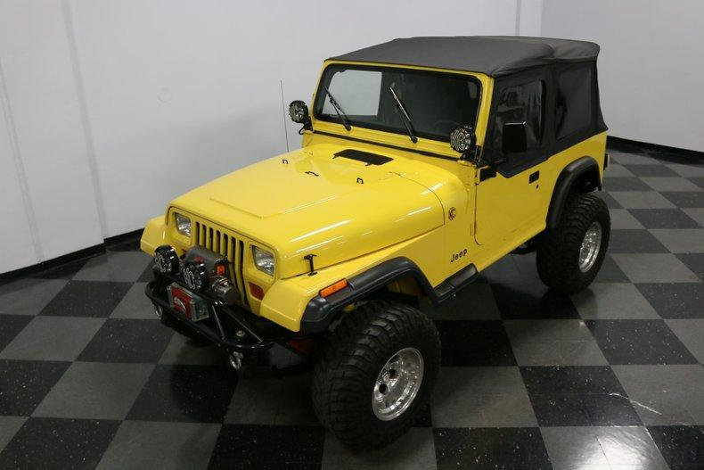 1993 Jeep Wrangler 22