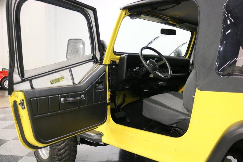 1993 Jeep Wrangler 51