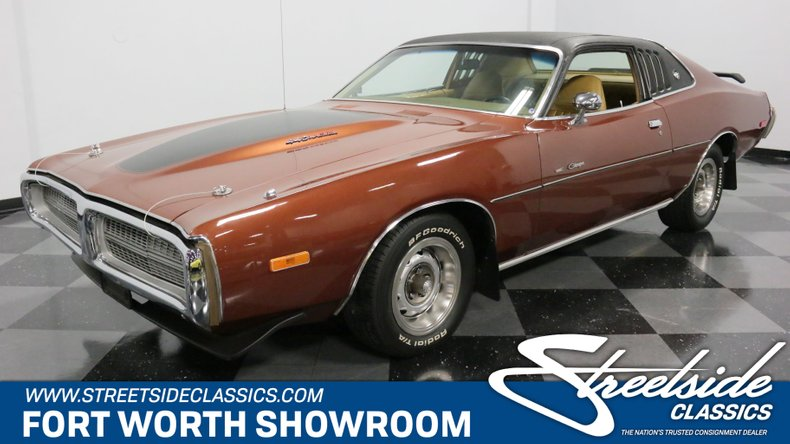Dodge Dealer Tampa >> 1973 Dodge Charger | Streetside Classics - The Nation's ...