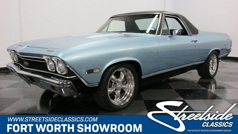 1968 Chevrolet El Camino For Sale