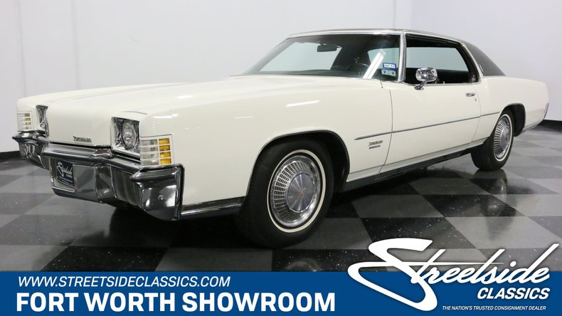 For Sale: 1972 Oldsmobile Toronado