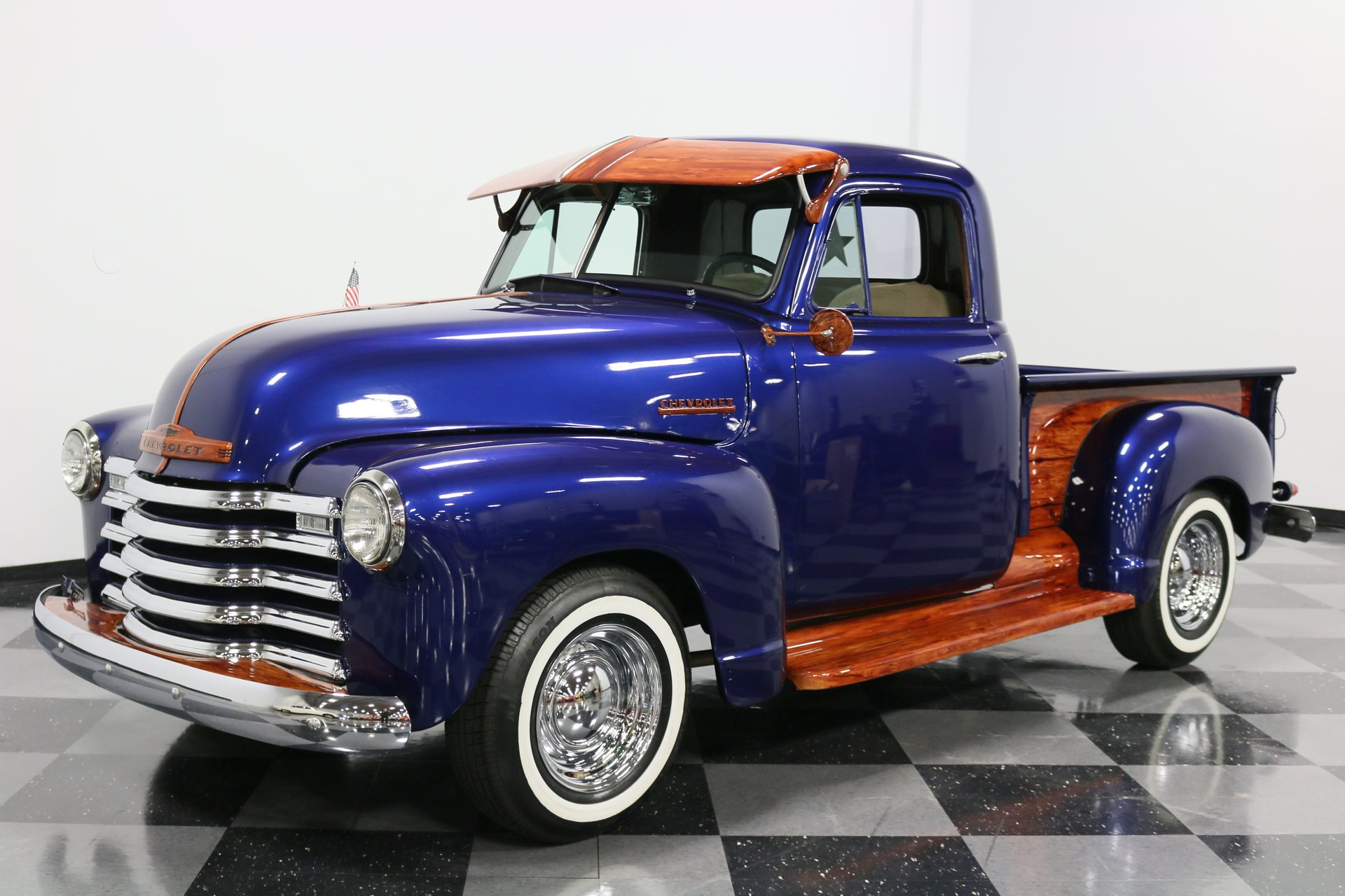 research.unir.net CHEVROLET 1952 Truck Owner's Manual 52 Chevy ...