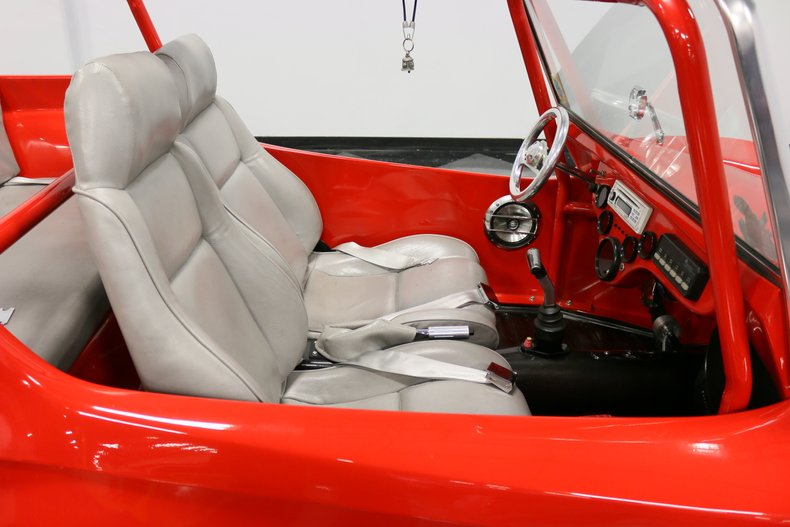 1969 Volkswagen Dune Buggy 53