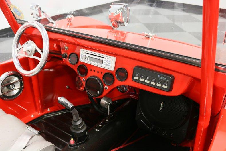 1969 Volkswagen Dune Buggy 55