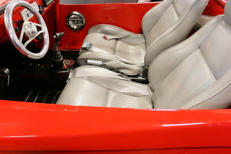1969 Volkswagen Dune Buggy 4