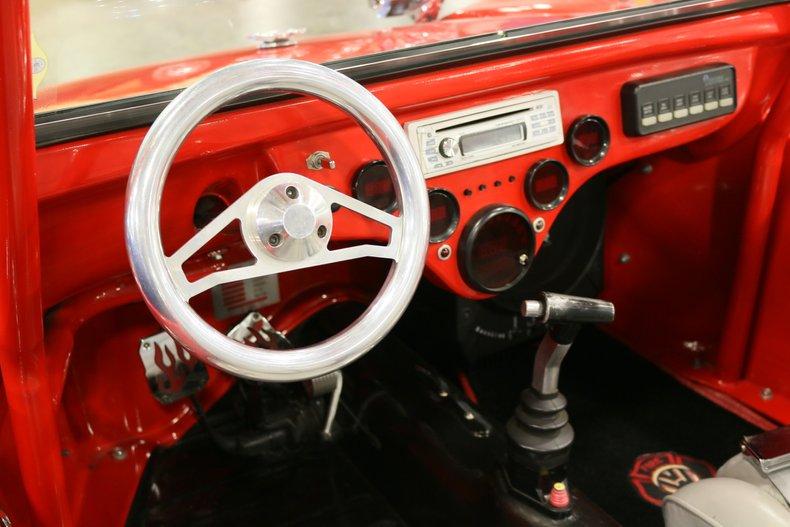 1969 Volkswagen Dune Buggy 42