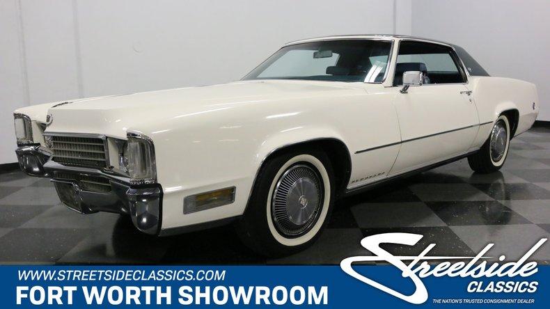 For Sale: 1970 Cadillac Eldorado