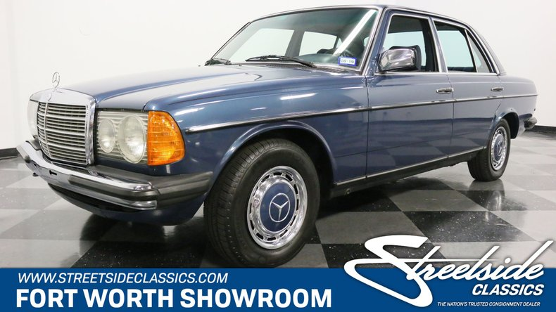 1981 Mercedes-Benz 300D For Sale