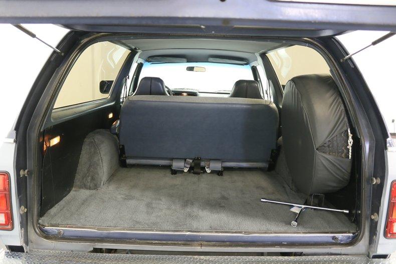 1989 Dodge Ramcharger 44