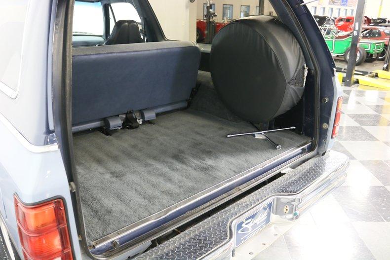 1989 Dodge Ramcharger 43