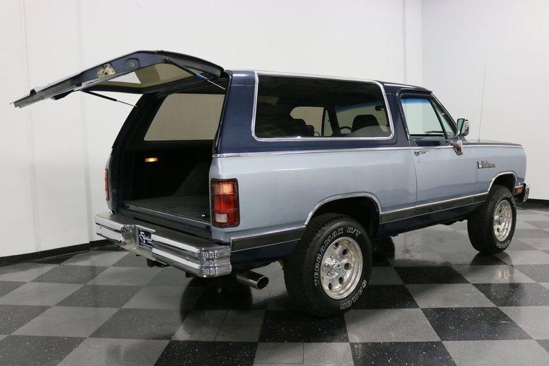 1989 Dodge Ramcharger 42