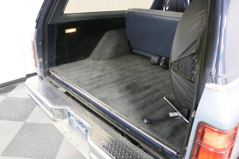 1989 Dodge Ramcharger 45