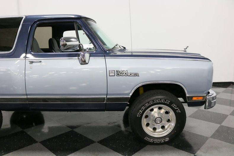 1989 Dodge Ramcharger 37