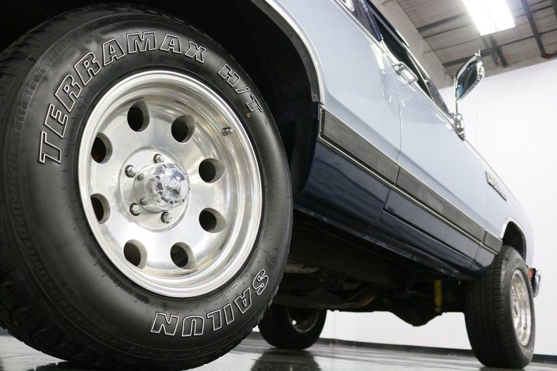 1989 Dodge Ramcharger 33