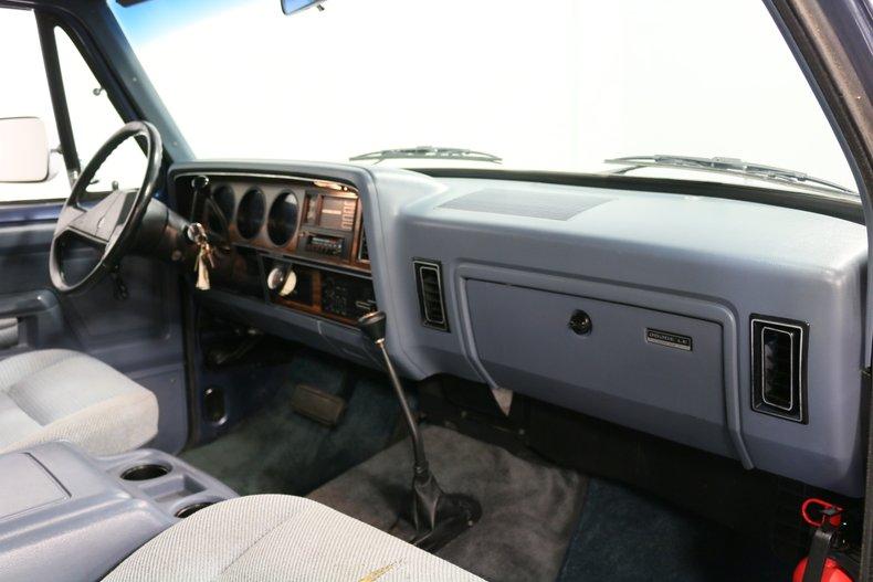1989 Dodge Ramcharger 61