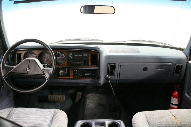 1989 Dodge Ramcharger 55