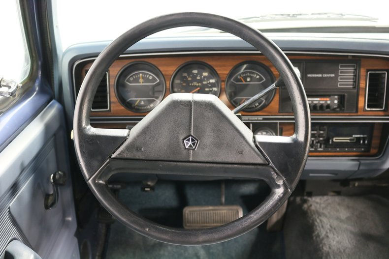 1989 Dodge Ramcharger 49