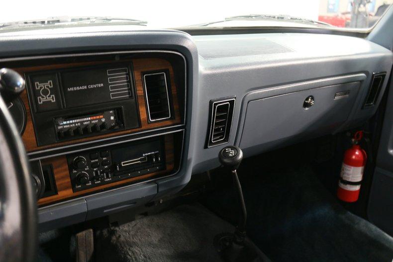 1989 Dodge Ramcharger 52