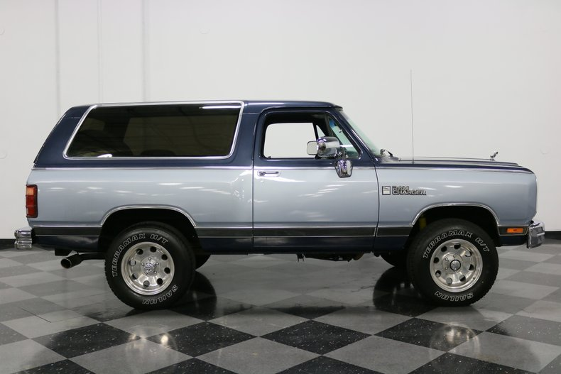 1989 Dodge Ramcharger 15