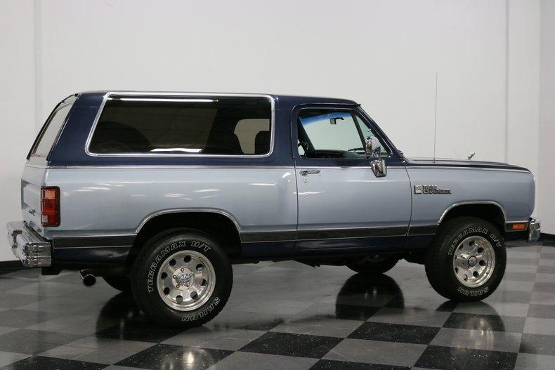 1989 Dodge Ramcharger 14