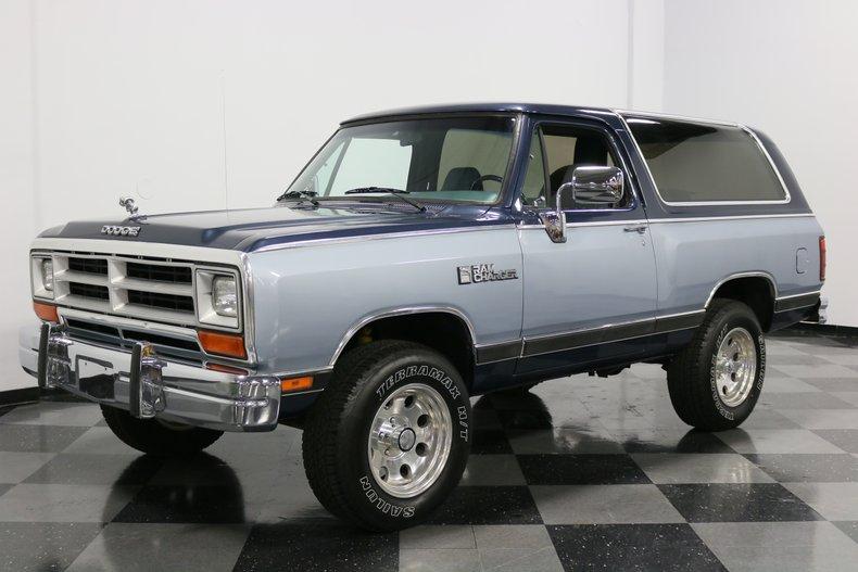 1989 Dodge Ramcharger 5