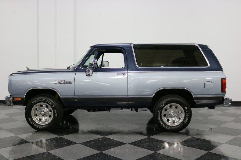 1989 Dodge Ramcharger 7