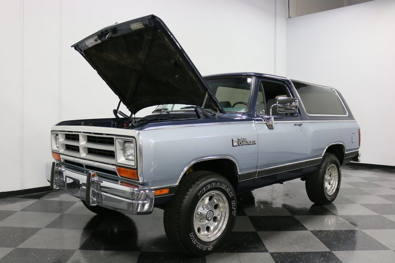 1989 Dodge Ramcharger 39