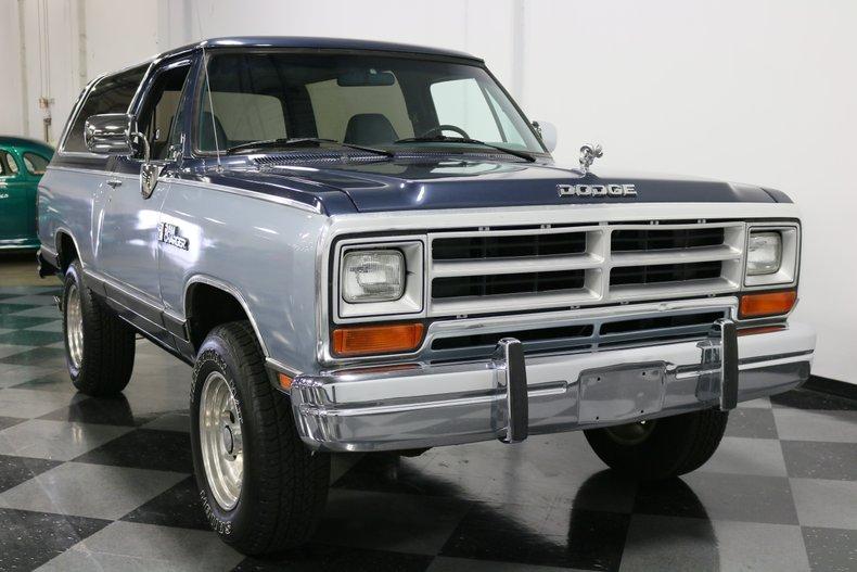1989 Dodge Ramcharger 18
