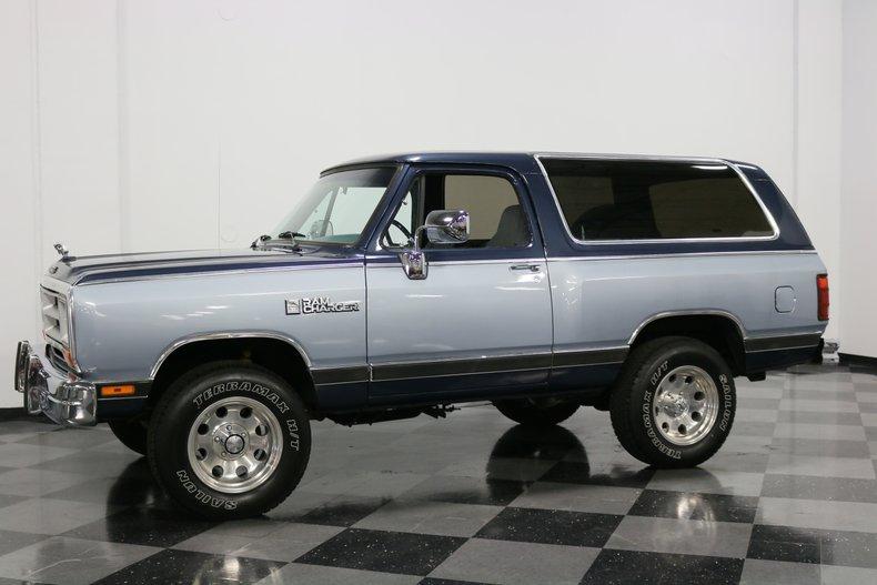 1989 Dodge Ramcharger 6