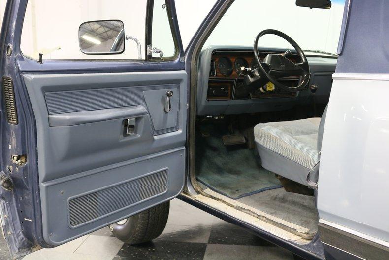 1989 Dodge Ramcharger 46