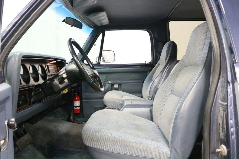1989 Dodge Ramcharger 4