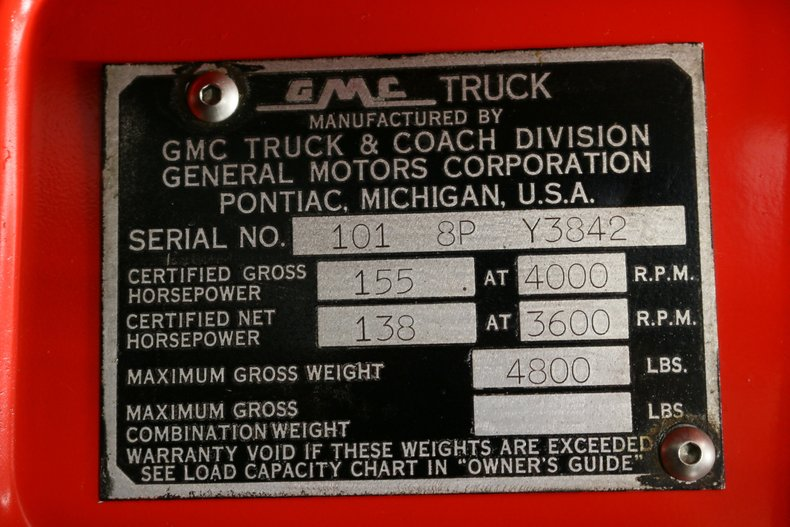 1955 GMC 3100 66