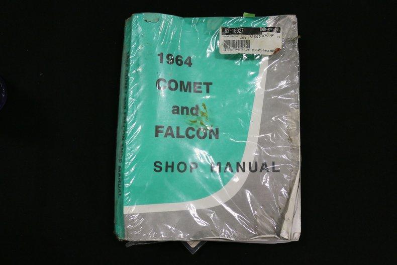 1964 Ford Falcon 69