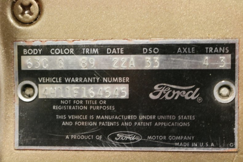 1964 Ford Falcon 67