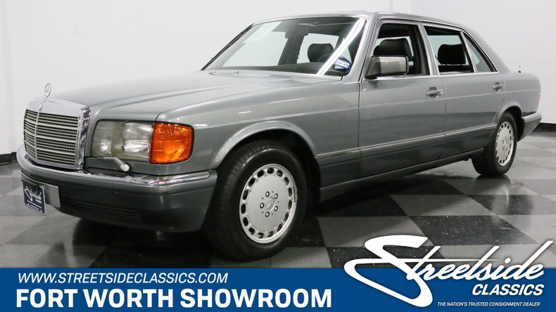 For Sale: 1989 Mercedes-Benz 500SEL