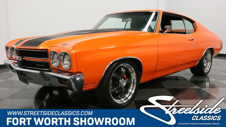 1970 Chevrolet Chevelle SS Pro Touring for sale #116185 | MCG