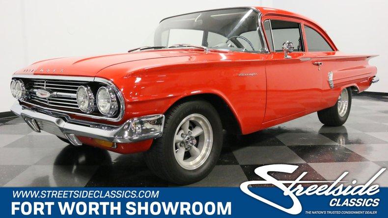 1960 Chevrolet Biscayne For Sale